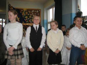 Magda, Damian, Magda i Mikołaj