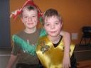 Mateusz i Szymon
