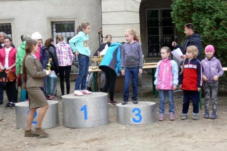 Magda - 5 miejsce, Zosia-6.