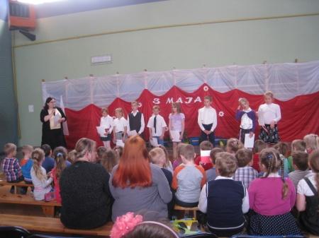 Występ klasy drugiej
